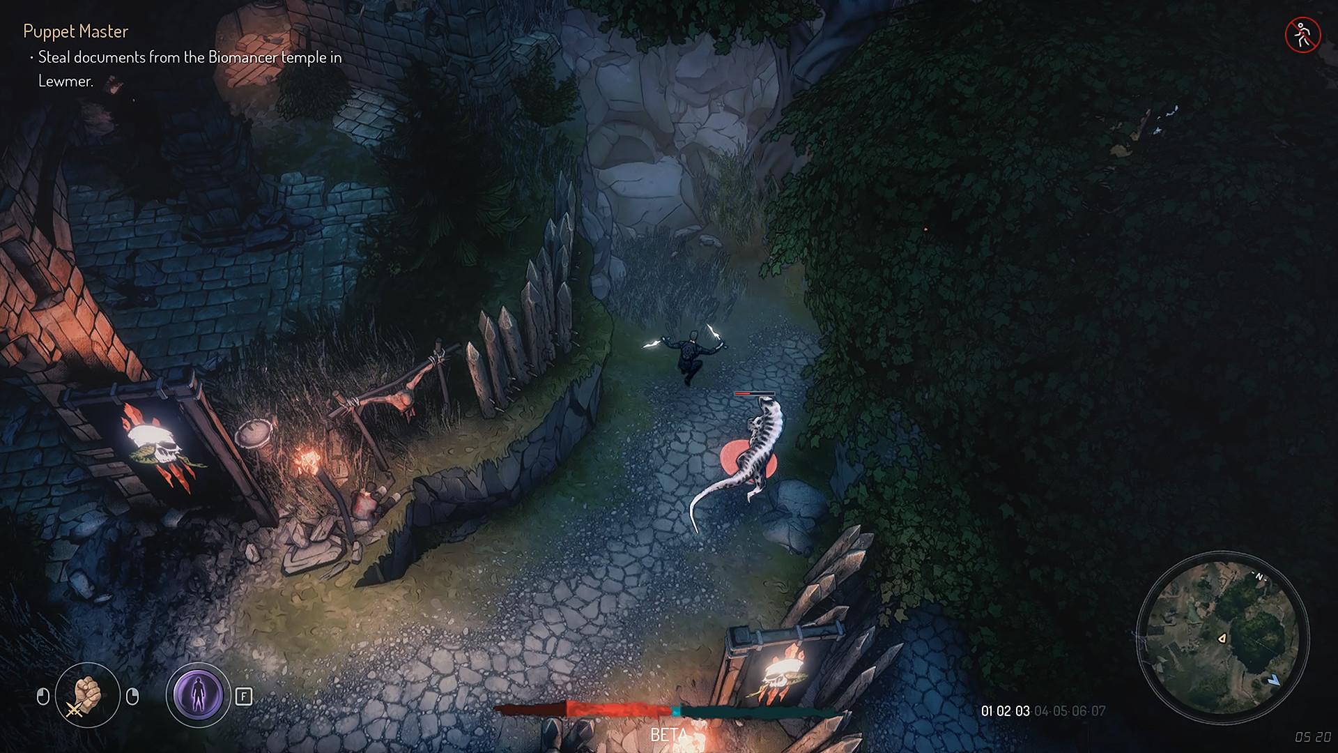 Seven: The Days Long Gone screenshot 1