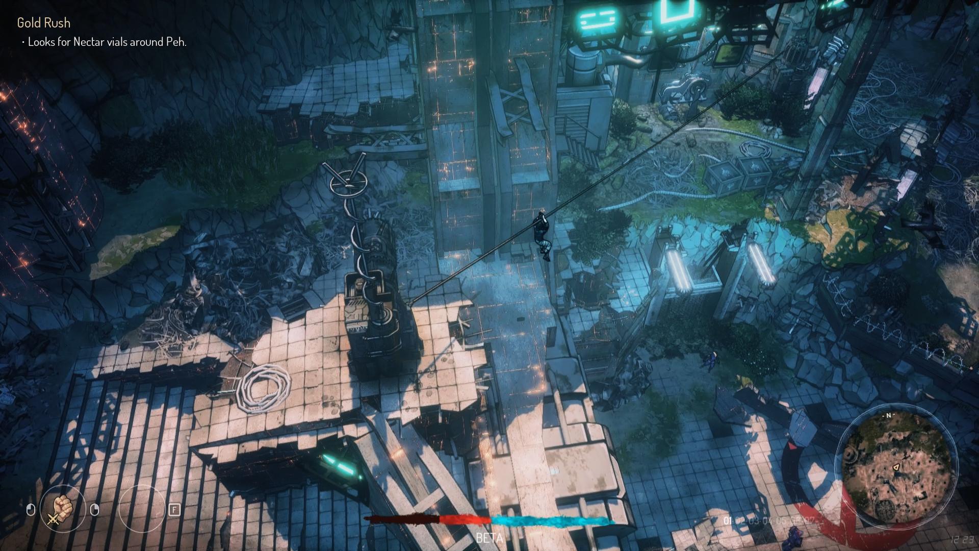 Seven: Enhanced Edition Screenshot 1
