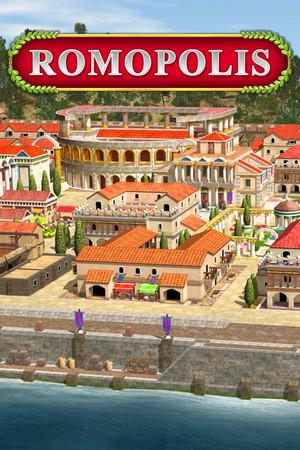 Romopolis poster image on Steam Backlog