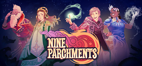 header - Đánh giá game Nine Parchments