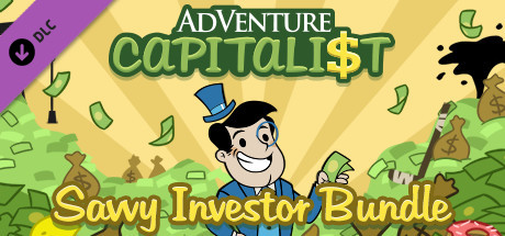 AdVenture Capitalist - Savvy Investor Bundle