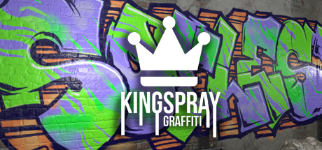 Kingspray Graffiti VR