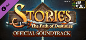Stories: The Path Of Destinies Original Soundtrack cover art
