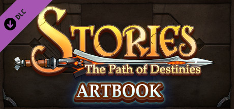 Stories: The Path Of Destinies Artbook