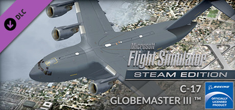 FSX Steam Edition: C-17 Globemaster III™ Add-On on Steam