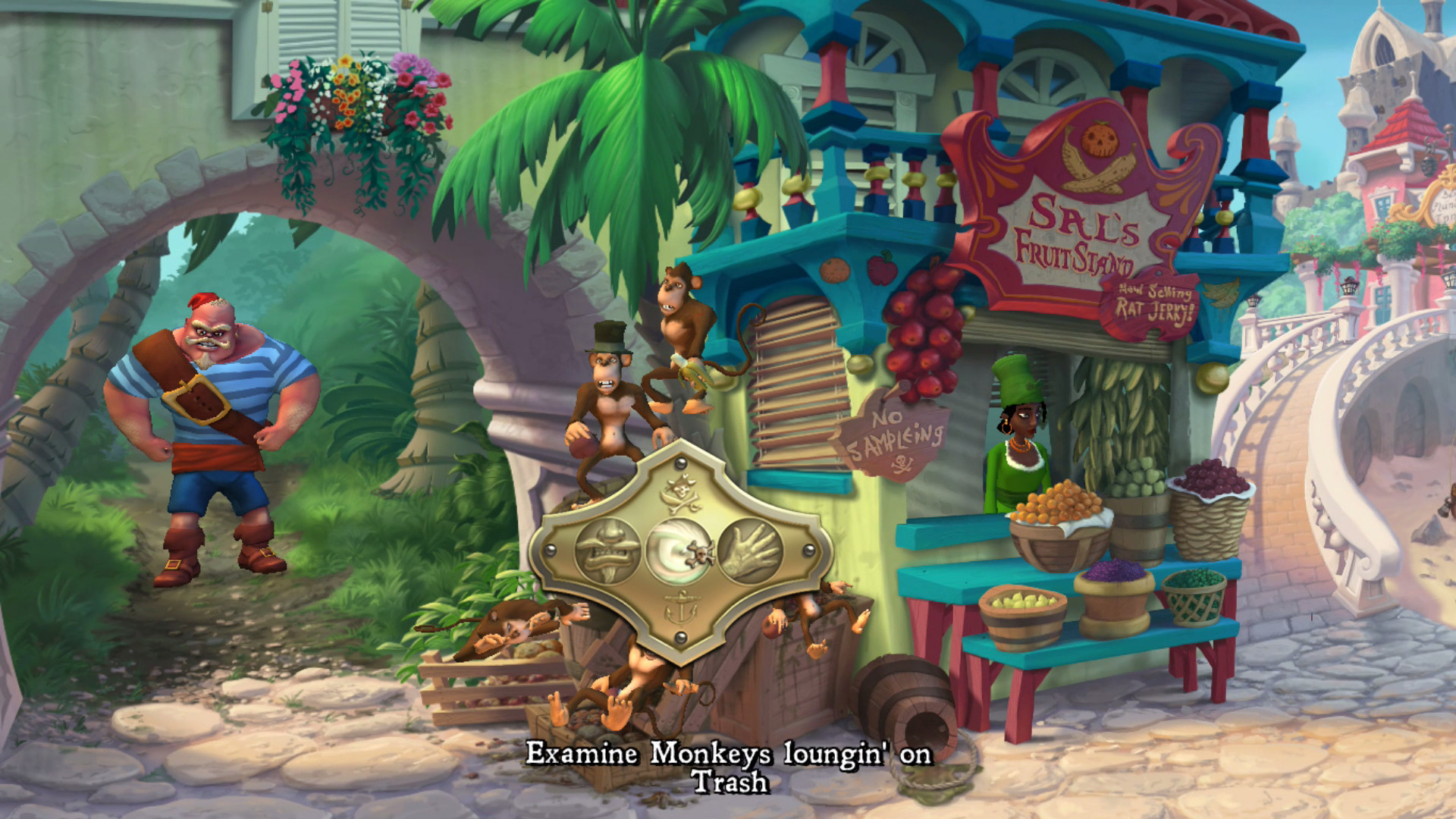 Duke Grabowski: Mighty Swashbuckler Screenshot 3