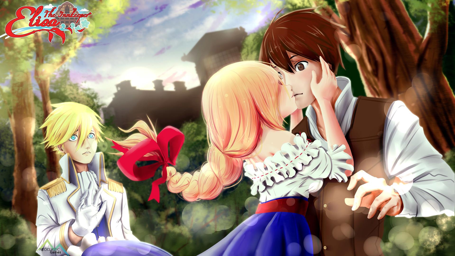 elisa seduce the innkeeper