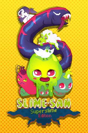 Slime-san: Superslime Edition poster image on Steam Backlog