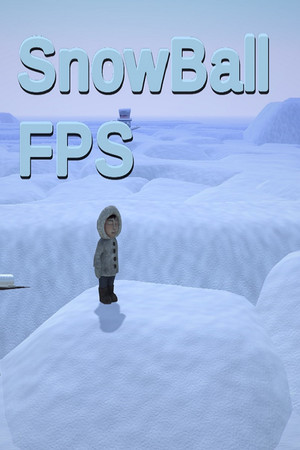 SnowBall FPS poster image on Steam Backlog