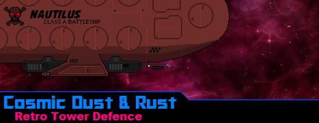 Cosmic Dust & Rust - 宇宙尘锈