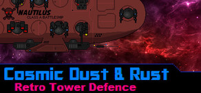 Cosmic Dust & Rust cover art