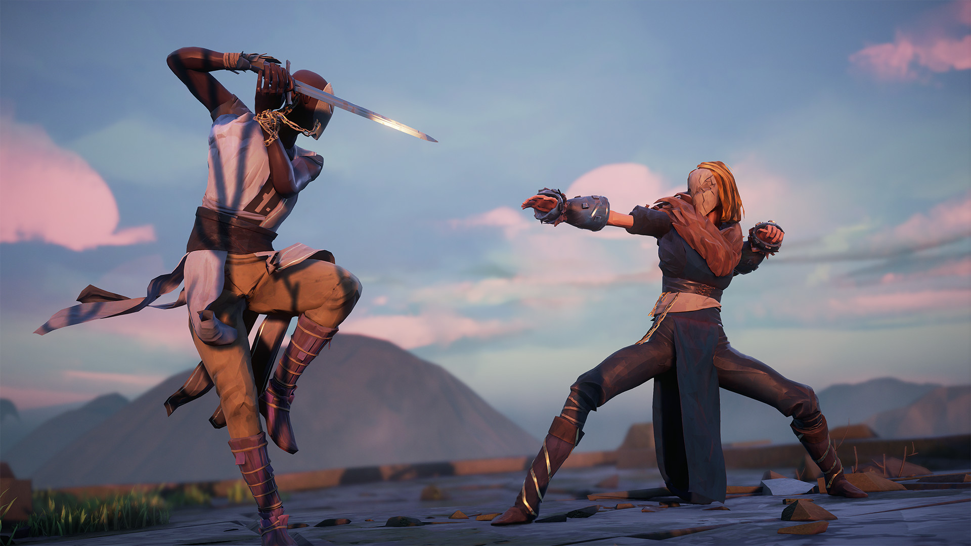 Absolver Screenshot 1