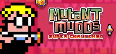 Mutant Mudds Super Challenge cover art