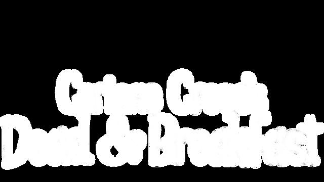 Corinne Cross's Dead & Breakfast logo