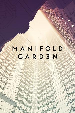 Manifold Garden poster image on Steam Backlog