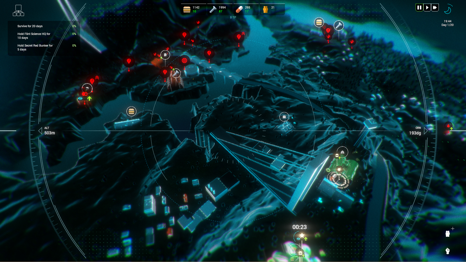 Zombie City Defense 2 Screenshot 2