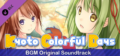 Kyoto Colorful Days BGM-OST