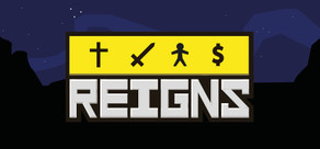 Reigns cover art