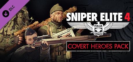 Sniper Elite 4 - Covert Heroes Character Pack