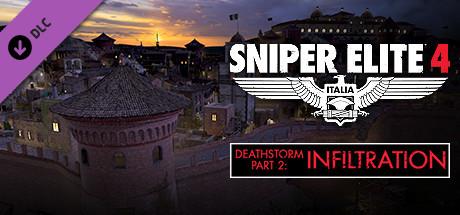 Sniper Elite 4 - Deathstorm Part 2: Infiltration