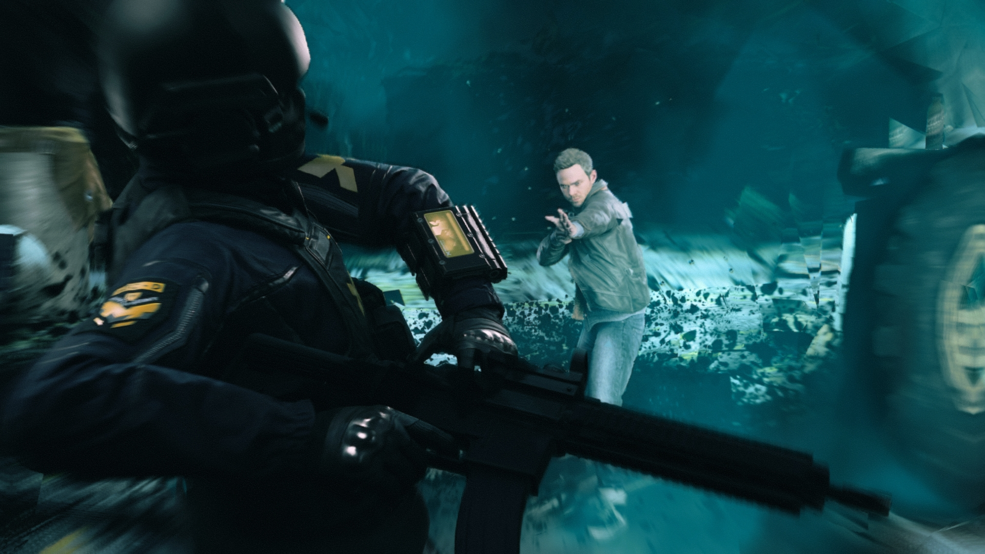 Quantum Break Screenshot 1