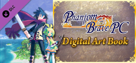 Phantom Brave PC / ファントム・ブレイブ PC - Digital Art Book / デジタル・アートブック