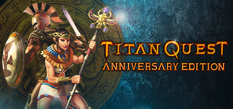 Titan Quest Anniversary Edition cover art