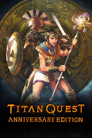 Titan Quest Anniversary Edition poster image on Steam Backlog