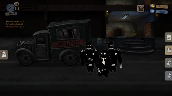 скриншот Beholder 3