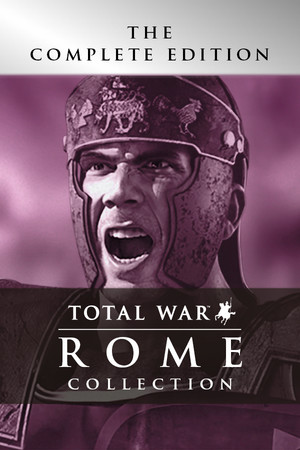 Rome: Total War - Collection poster image on Steam Backlog