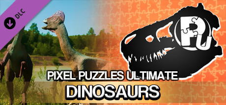Pixel Puzzles Ultimate - Puzzle Pack: Dinosaurs