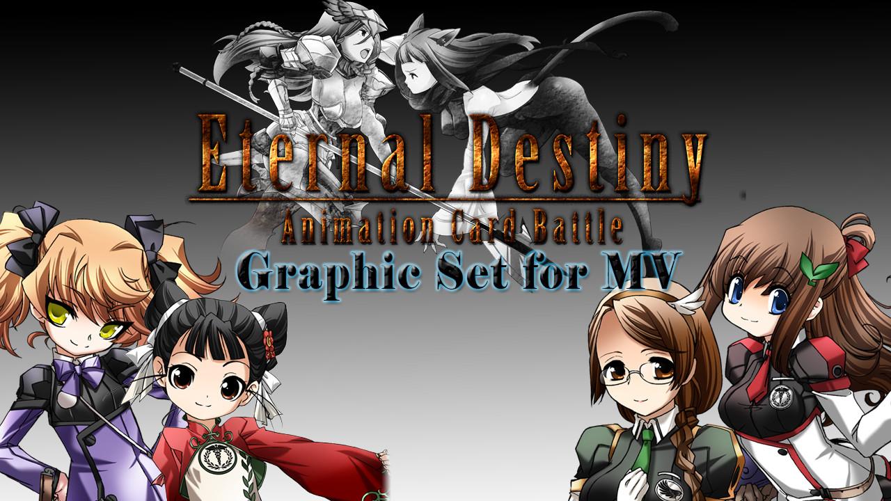 RPG Maker MV - Eternal Destiny Graphic Set on Steam