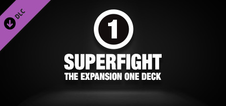 SUPERFIGHT - The Expansion One Deck