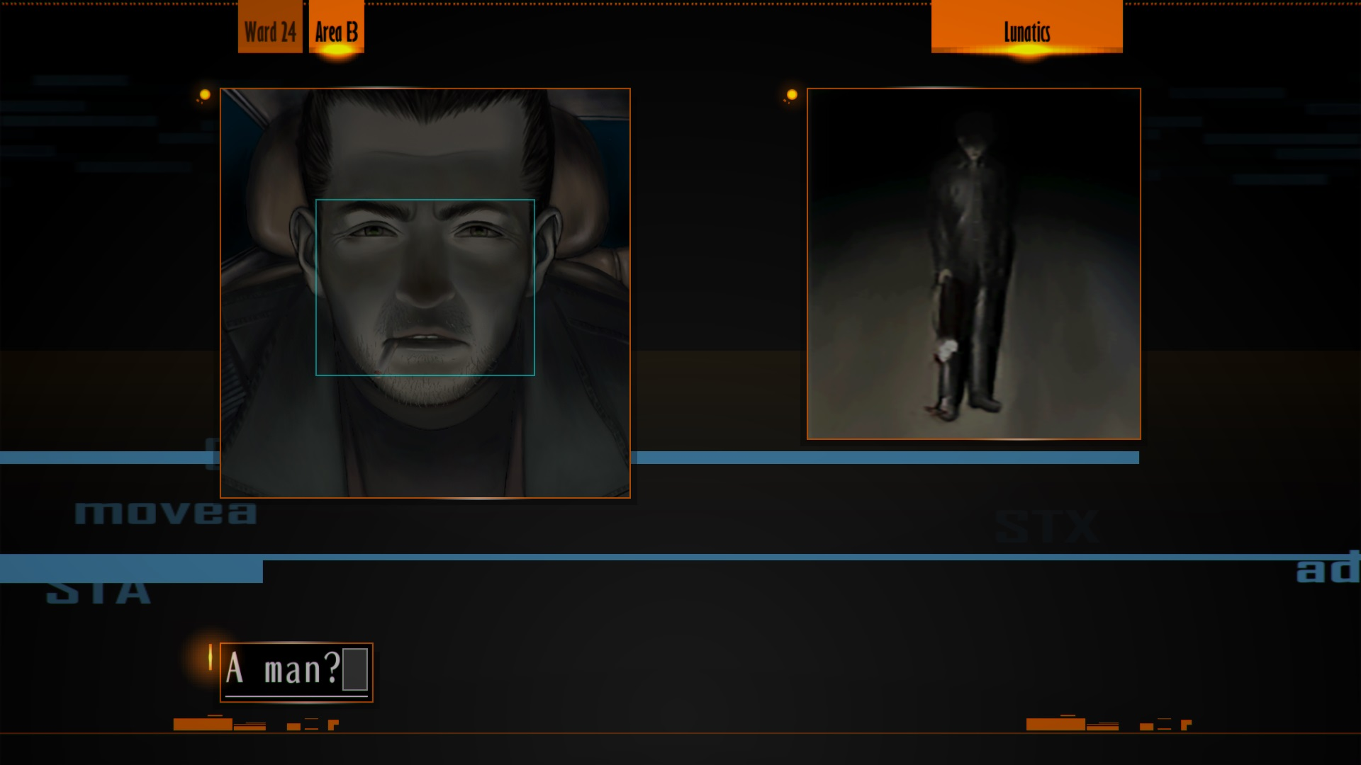 The Silver Case Screenshot 1