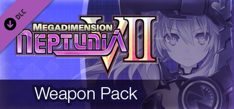 View Megadimension Neptunia VII Weapon Pack on IsThereAnyDeal