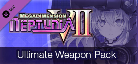 View Megadimension Neptunia VII Ultimate Weapon Pack on IsThereAnyDeal