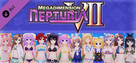 Megadimension Neptunia VII Swimsuit Pack