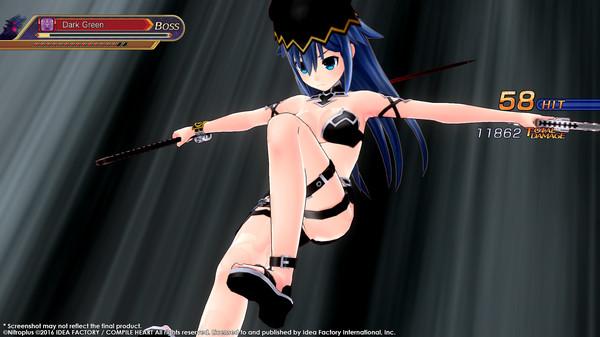 Megadimension Neptunia VII Party Character [Nitroplus]