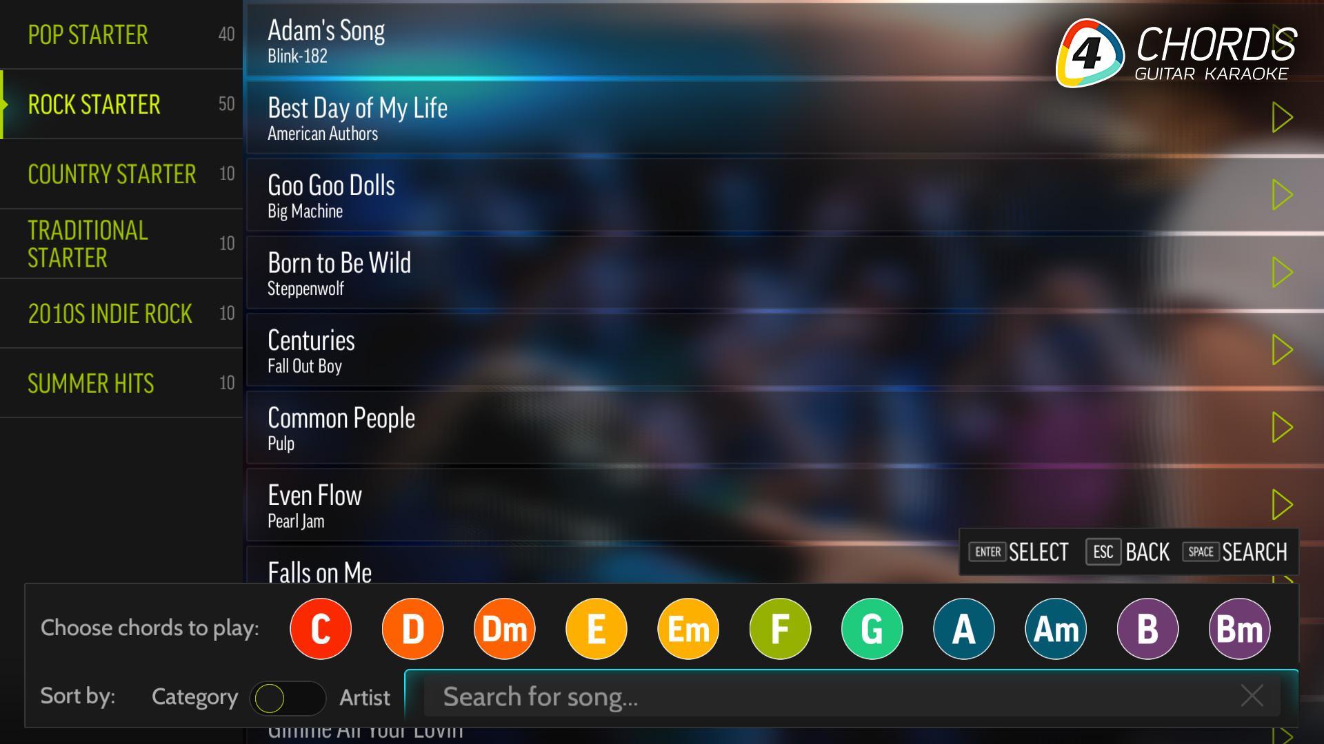 Fourchords Guitar Karaoke On Steam