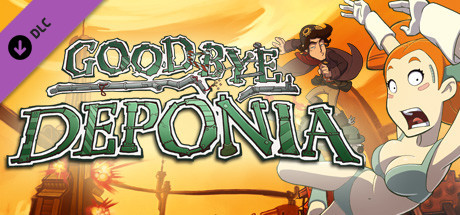 Goodbye Deponia Premium Edition Upgrade