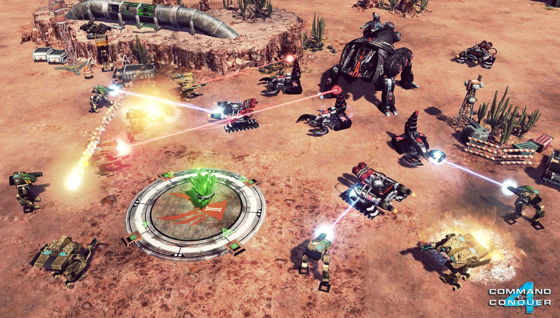 command and conquer 4 tiberium twilight system requirements