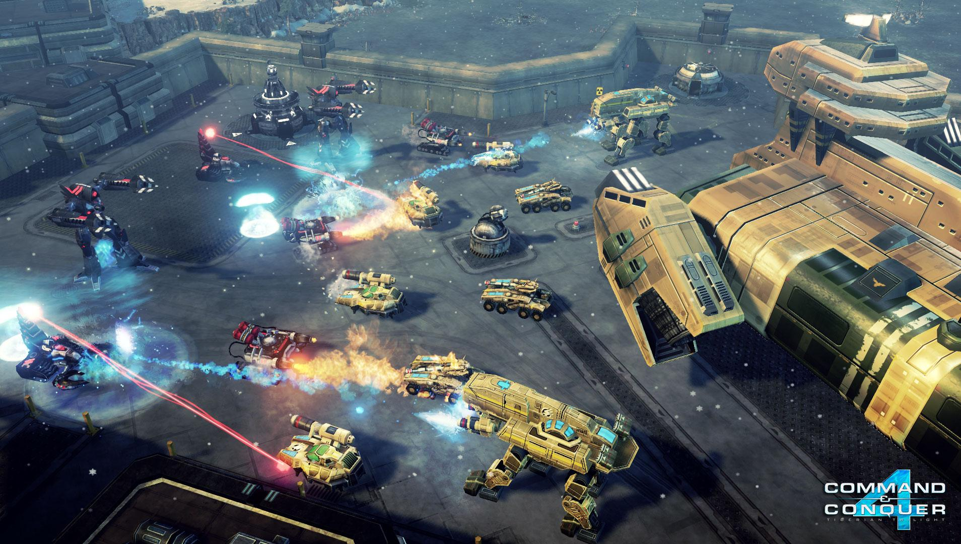 Command & Conquer: Tiberian Sun free to download