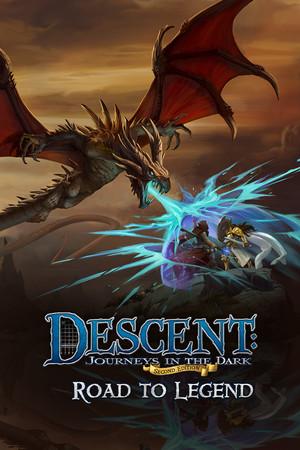 Descent: Road to Legend poster image on Steam Backlog