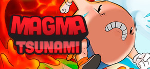 Magma Tsunami cover art