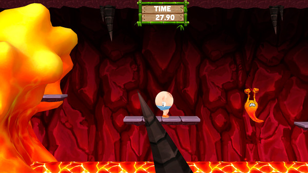 скриншот Magma Tsunami 3