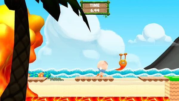 скриншот Magma Tsunami 2