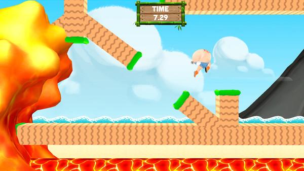 скриншот Magma Tsunami 1