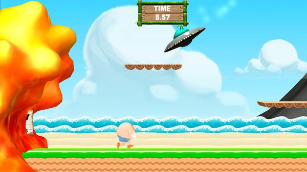 скриншот Magma Tsunami 4