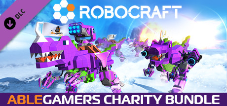 Robocraft - AbleGamers Charity Bundle · AppID: 477790