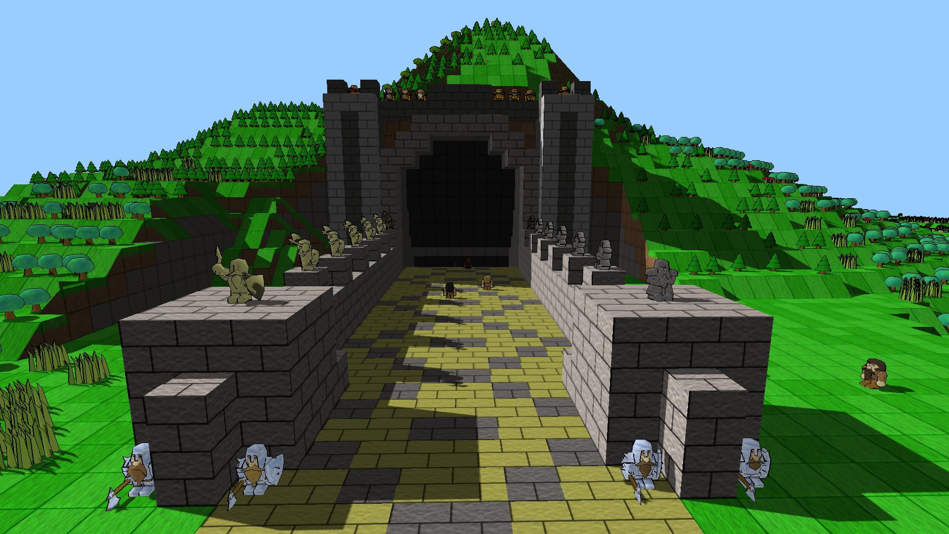 Lord of Dwarves Screenshot 1